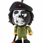 Vinyl toy Che Trooper designed by Frank Kozik