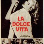 Federico Fellini. La Dolce Vita poster