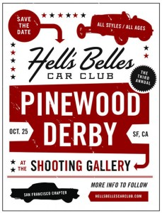 Group Art Show • Sat Oct 25th • Shooting Gallery in SF