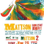 Mattson Family Art Benefit | Surfindian Gallery San Diego, CA