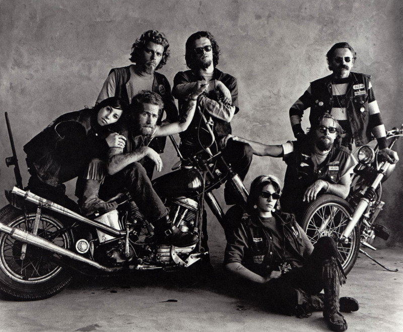 Hells Angles, San Francisco 1967