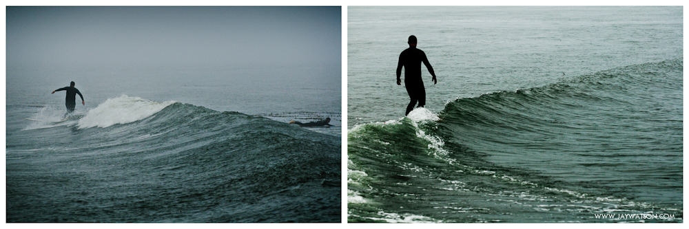Summer Swell, Capitola, CA. © Jay Watson Photography