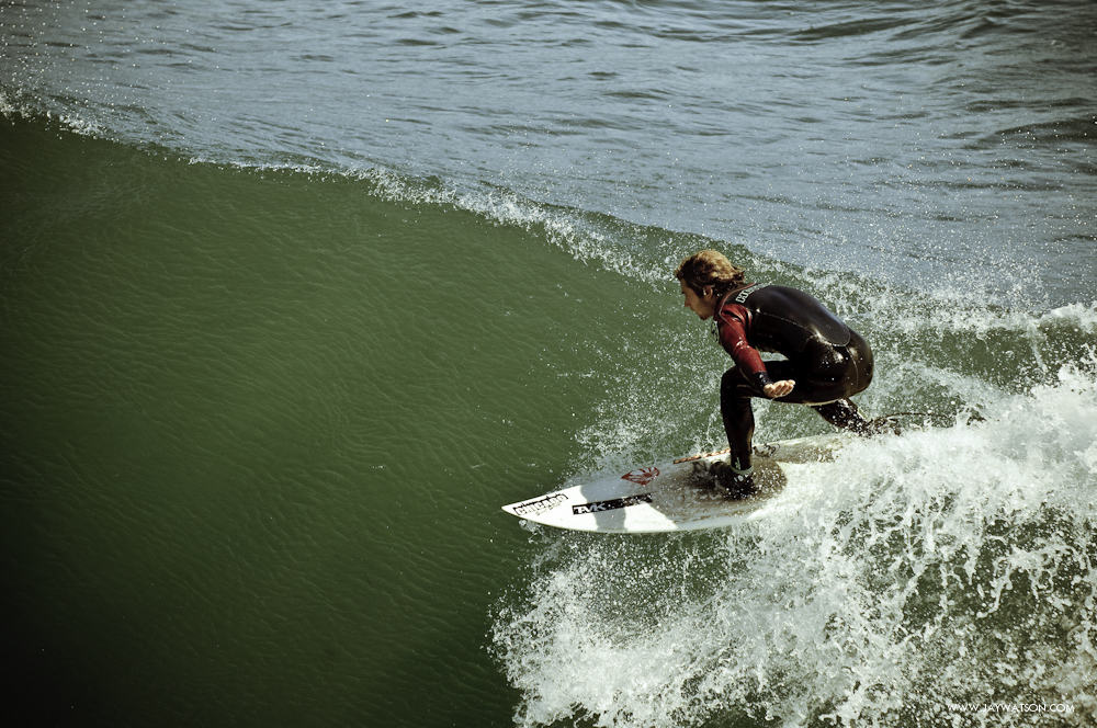 Summer Swell, Capitola, CA. © Jay Watson Photography