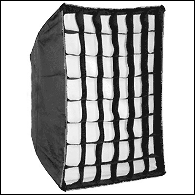 softbox-with-grid