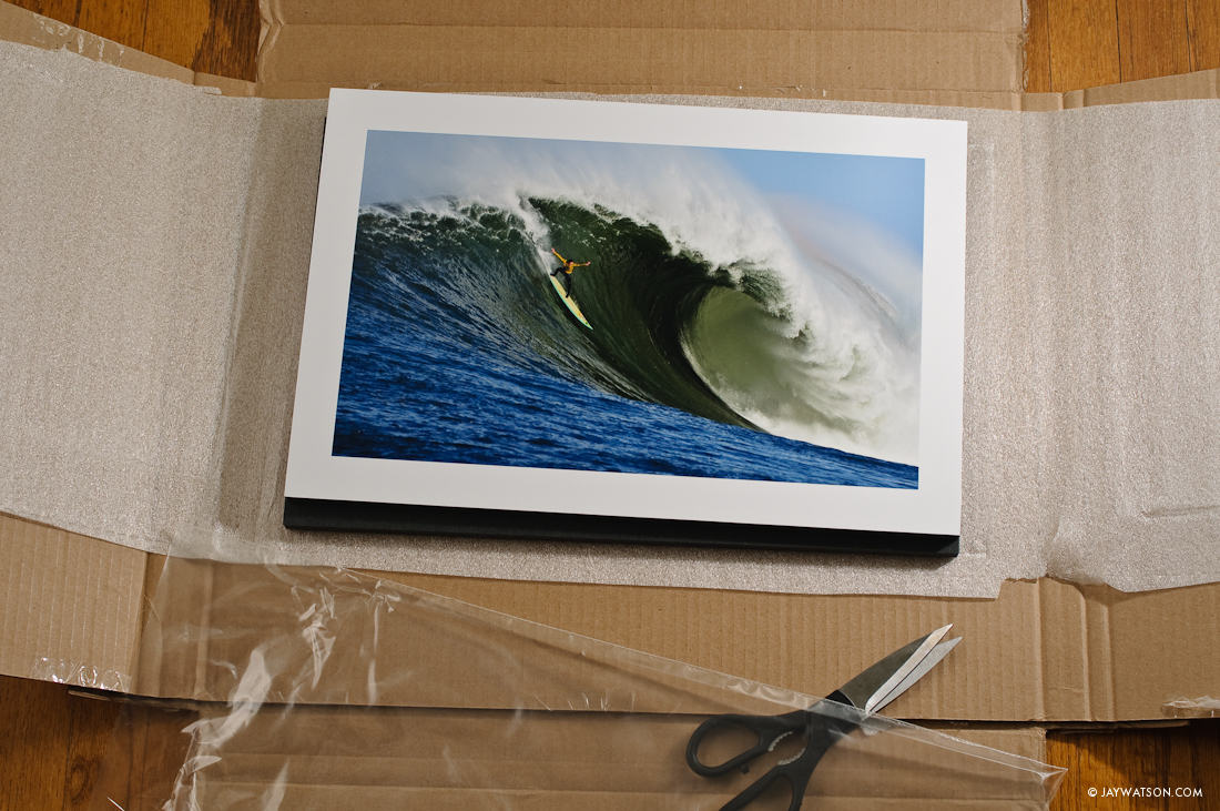 How to hang mounted photos 12 jeuxipadfo Image collections