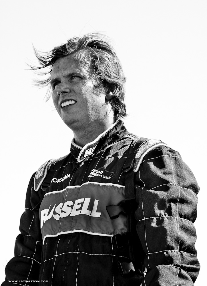 2x Indy 500 Winner Dan Wheldon