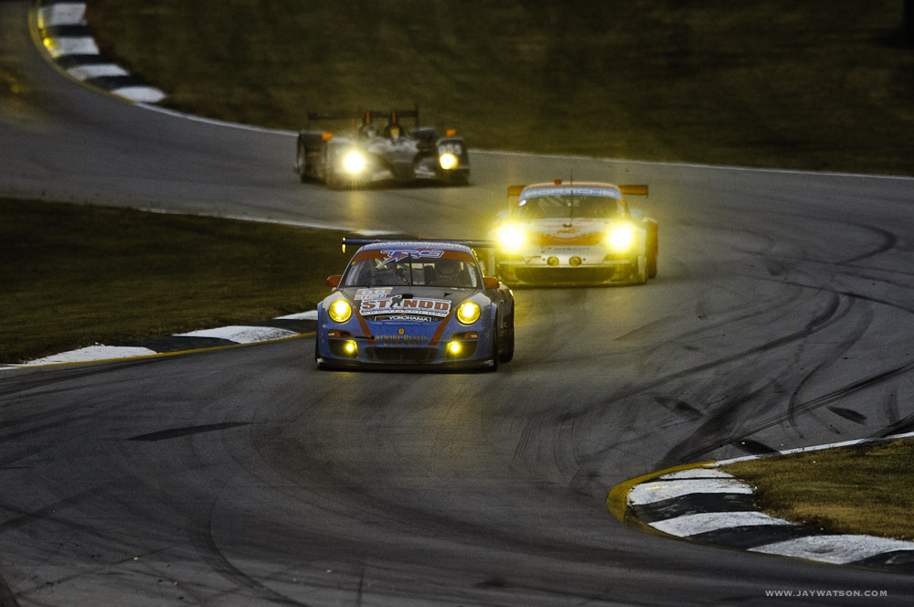 Petit Le Mans Race at Road Atlanta