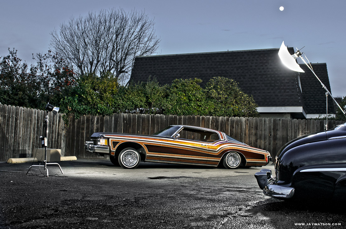 BTS: Royal Jokers CC For Auto Cult Magazine