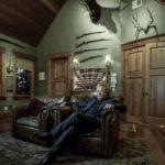 Panorama Editorial Portrait: Artist Kevin Kearney