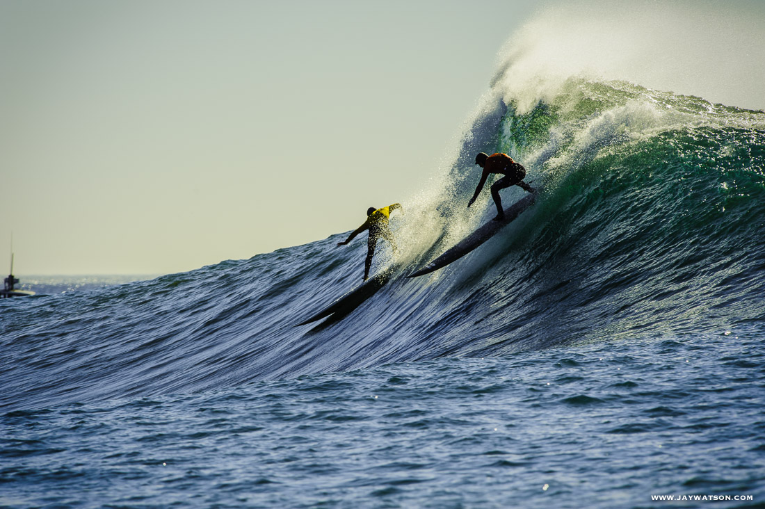 Mavericks Surfers