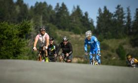 Cycling In Palo Alto