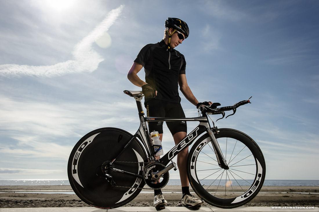 Cycling Running & Fitness Shoot | Magellan GPS