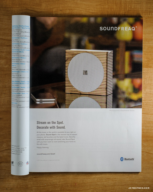 Tearsheet | Product Photography for SoundFreaq