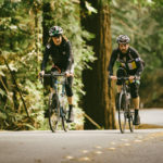"Going Up Haskins. ""Ride In The Redwoods"