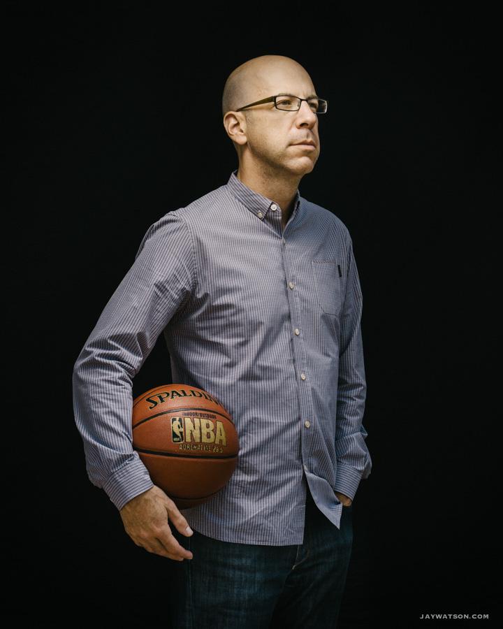Tearsheet | Andy Miller, NBA Sacramento Kings