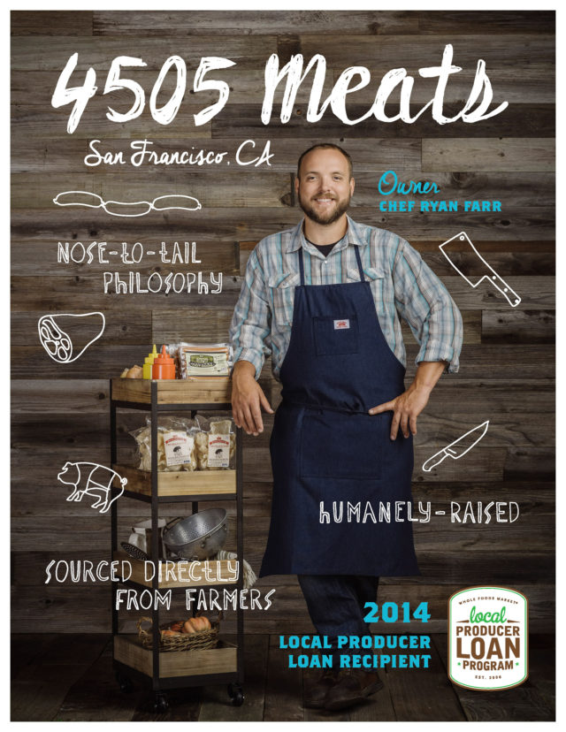 Tear Sheet: Campaign for Whole Foods Market