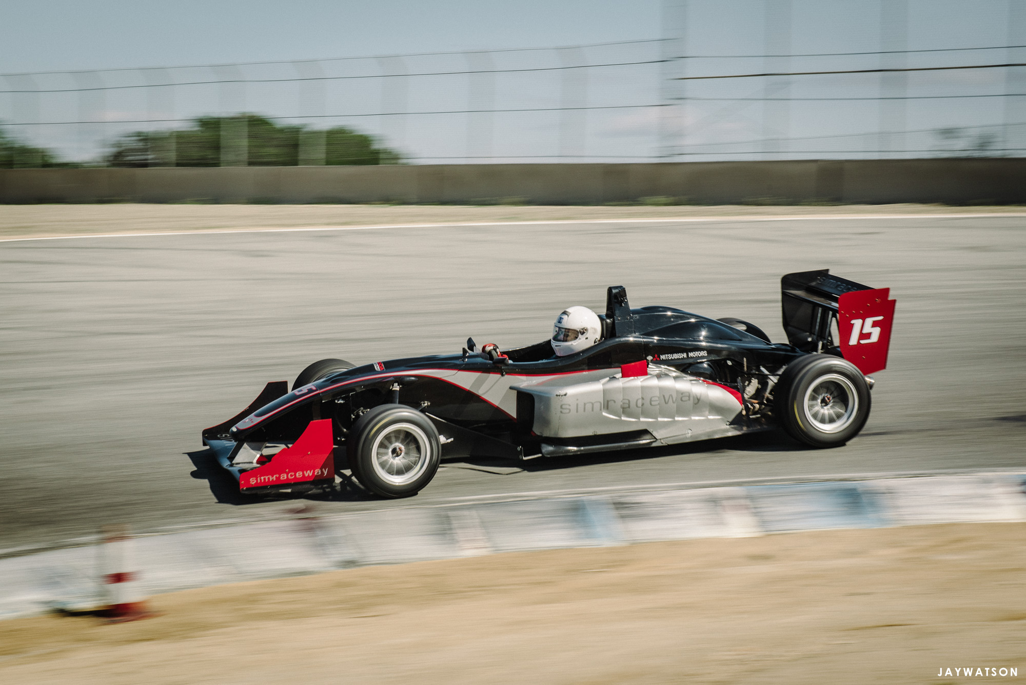 F3 Racing at Mazda Raceway Laguna Seca for Simraceway