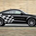 Audi TTS at Sonoma Raceway