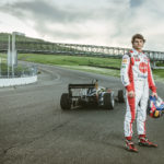 Portrait of race driver Pietro Fittipaldi