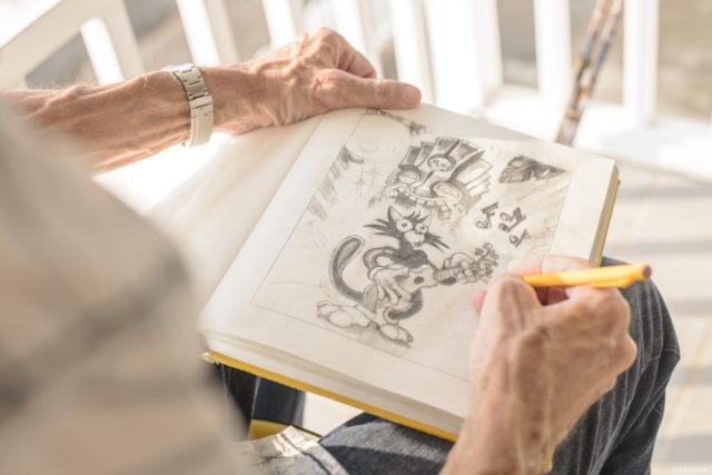 Tiki Artist Brad Parker | Hana Hou Magazine