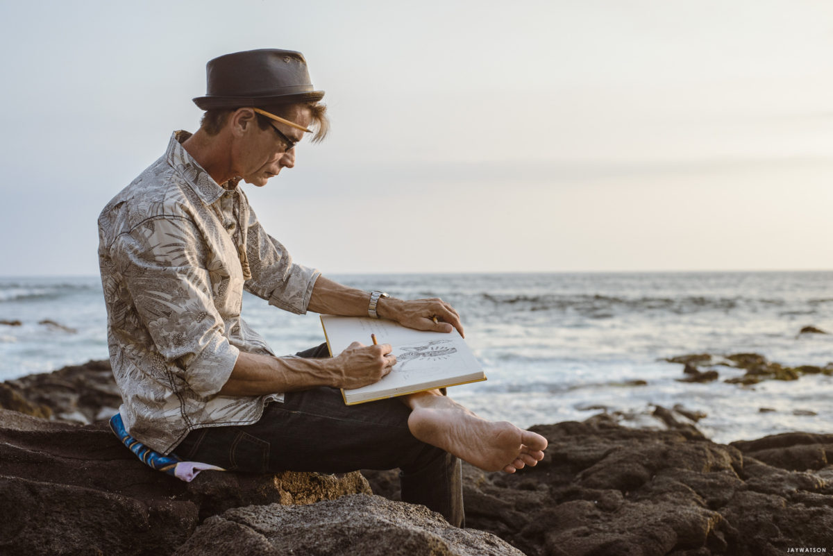 Brad Parker, tiki artist