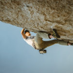 Rock climbing at Mammoth Lakes | G-Project Gear