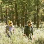 hiking Mammoth Lakes,