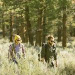 hiking Mammoth Lakes,