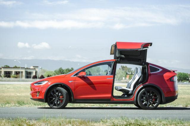 Editorial: Tesla Factory Fremont, CA   Lufthansa Magazine