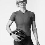 cyclist Cait Dooley