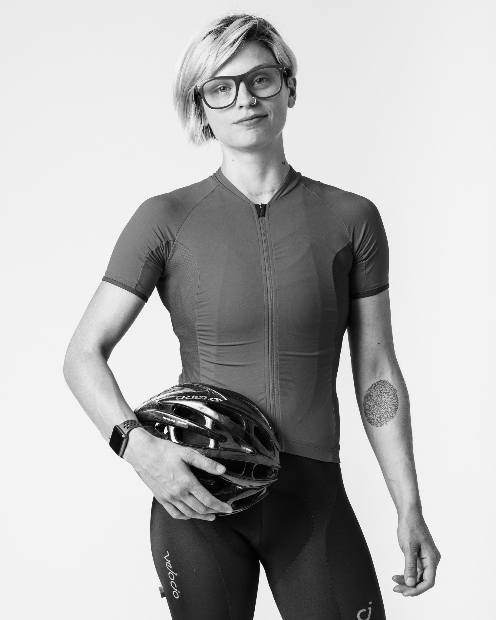 Cyclist Cait Dooley and Pro racer Peter Stetina | Bicycling Magazine