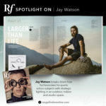 "Featured in ""Fully Lit"" 