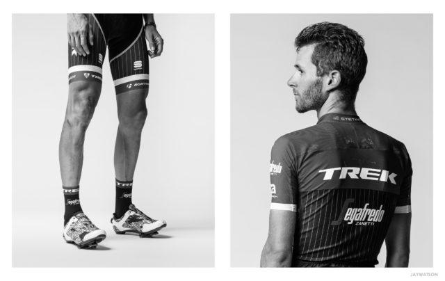 Editorial portrait pro cyclist Peter Stetina