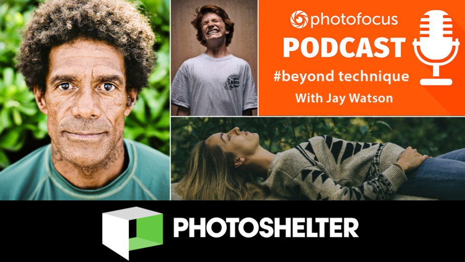 Photofocus podcast w/ photographer Jay Watson