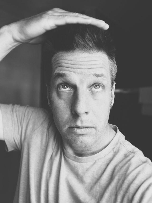 Jay Watson self portrait